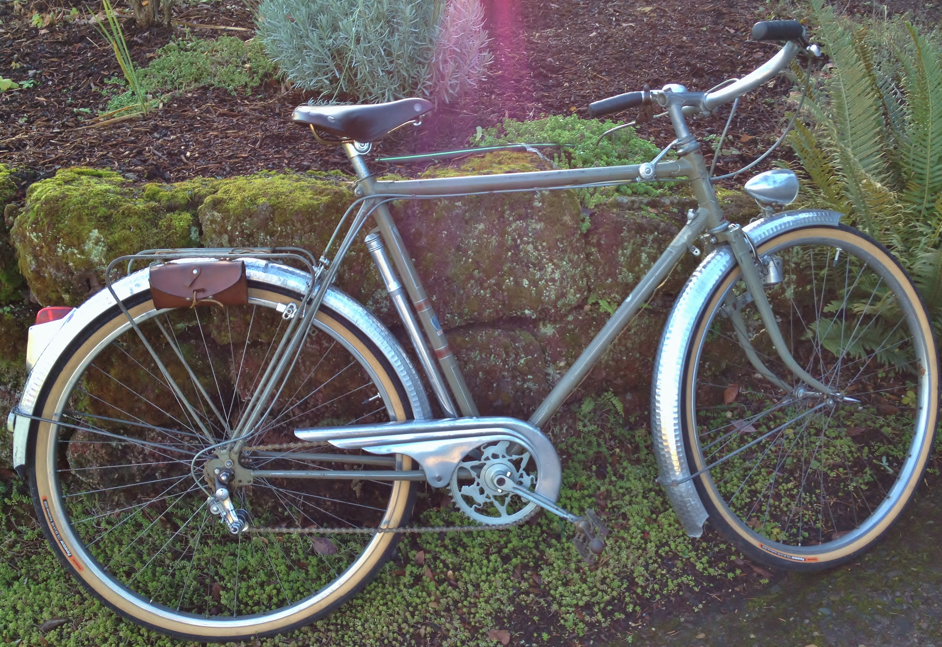 1940 S Peugeot Polymultipliee Gent S Bike Restoring Vintage Bicycles From The Hand Built Era