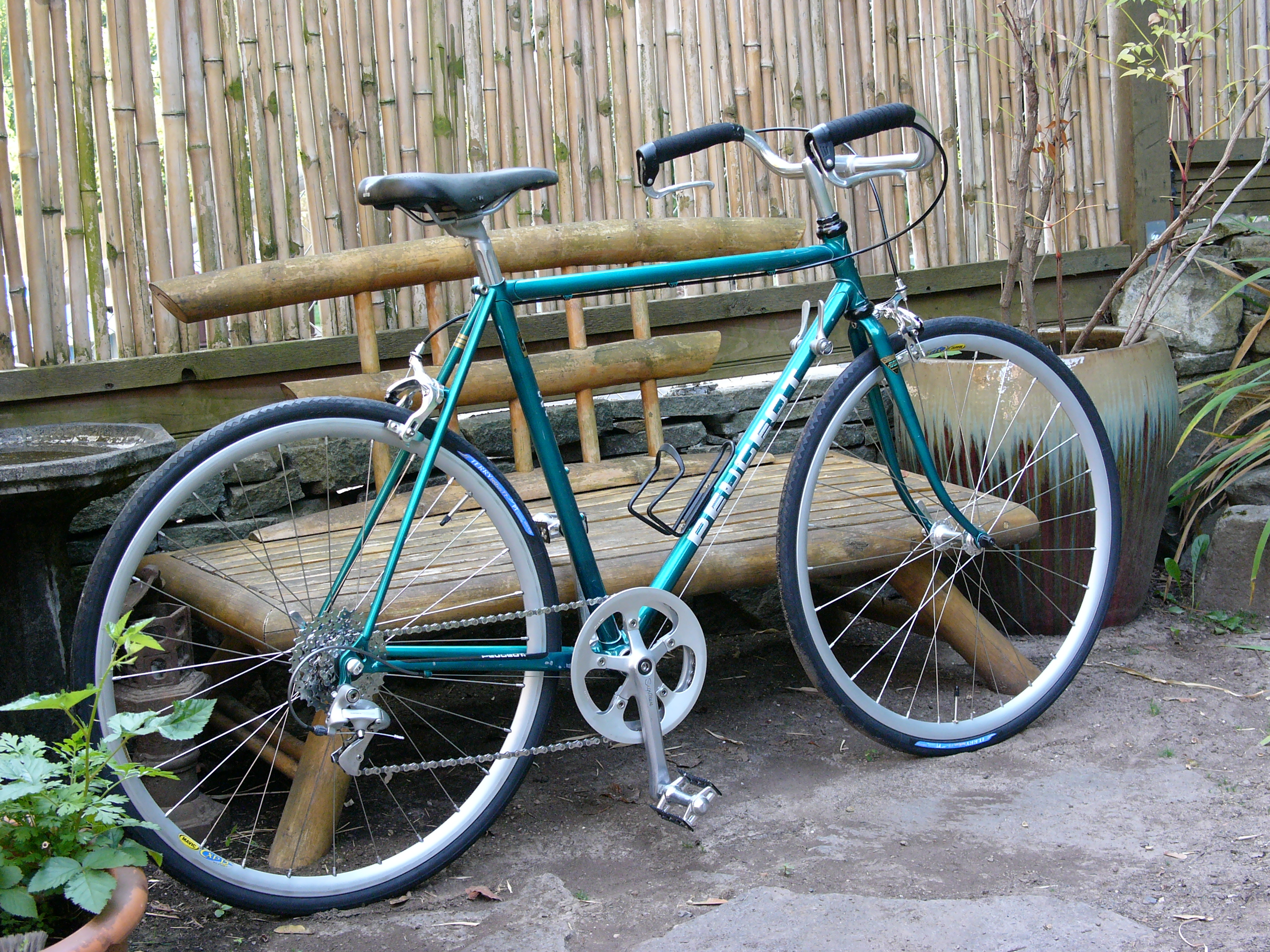 1980 S Peugeot 650c Conversion Restoring Vintage Bicycles From The Hand Built Era